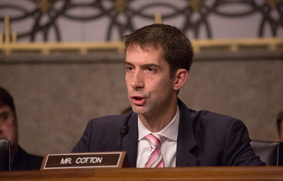 Tom Cotton, General John F. Campbell