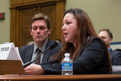 LeeAnne Walters, Flint Michigan Water Crisis