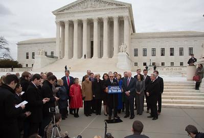 Supreme Court, Harry Reid
