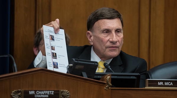 James Comey, John Mica