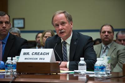 Keith Creagh, Flint Michigan Water Crisis