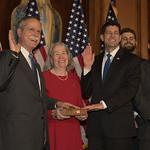 Rep. David McKinley, Paul Ryan, Congress