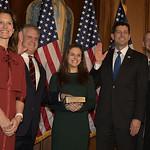 Rep. Drew Fergusen, Paul Ryan, Congress