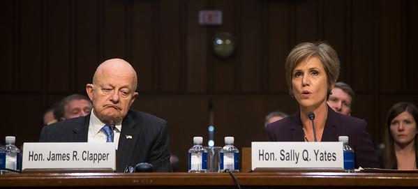 Sally Yates, James Clapper