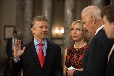 Sen. Rand Paul, Joe Biden, Senate