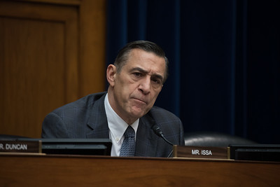 D.C. Death With Dignity Act, Congress, Darrell Issa