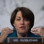 Senator Amy Klobuchar, Judge Neil M. Gorsuch