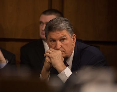 Senator Joe Manchin, Judge Neil M. Gorsuch