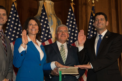 Rep. Cheri Bustos, Paul Ryan, Congress