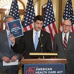 Paul Ryan, Kevin McCarthy, Greg Walden, American Health Care Act