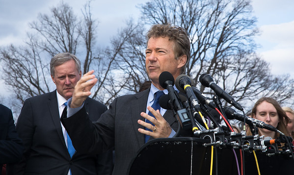 Rand Paul, Freedom Caucus