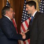 Leon Panetta, Rep. Jimmy Panetta, Paul Ryan, Congress