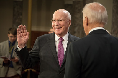 Patrick Leahy, Congress, Joe Biden