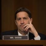 Judge Neil M. Gorsuch, Senator Ben Sasse
