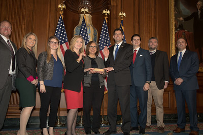 Rep. Marsha Blackburn, Paul Ryan, Congress
