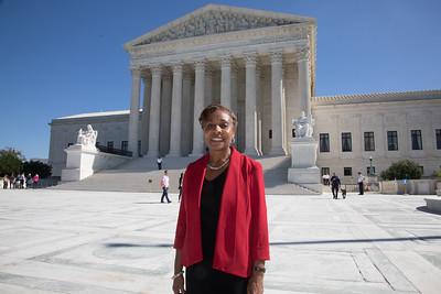 Helen Harris, Supreme Court, gerrymandering