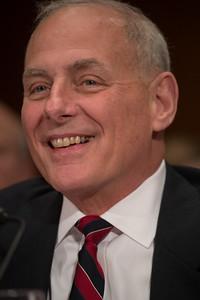 John Kelly, Homeland Security