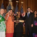 Amata Coleman Radewagen, Paul Ryan, Congress