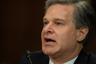 FBI; Christopher Wray