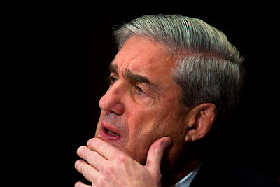 FBI Director Robert Mueller testifies before the Senate Judiciary Committee focusing on the oversight of the FBI on July 28, 2010 on Capitol Hill in Washington, DC. During the hearing Mueller defended the bureau over accusations of test cheating. He also told Senators that the bureau's domestic surveillance guidelines are being used properly and that agents are not employing them to target people for investigation based on race. (Photo by Jeff Malet)