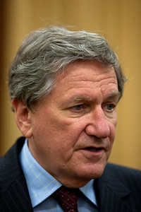 Special Representative to Afghanistan and Pakistan, Richard Holbrooke speaks before the House Appropriations Committee on United States investment in Afghanistan on Wednesday, July 28, 2010 on Capitol Hill in Washington, DC.  (Photo by Jeff Malet)