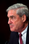 FBI Director Robert Mueller testifies before the Senate Judiciary Committee focusing on the oversight of the FBI on July 28, 2010 on Capitol Hill in Washington, DC. During the hearing Muelle ...