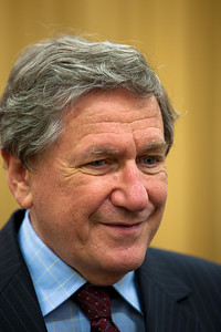 Special Representative to Afghanistan and Pakistan, Richard Holbrooke finishes testimony before the House Appropriations Committee on United States investment in Afghanistan on Wednesday, July 28, 2010 on Capitol Hill in Washington, DC.  (Photo by Jeff Malet)