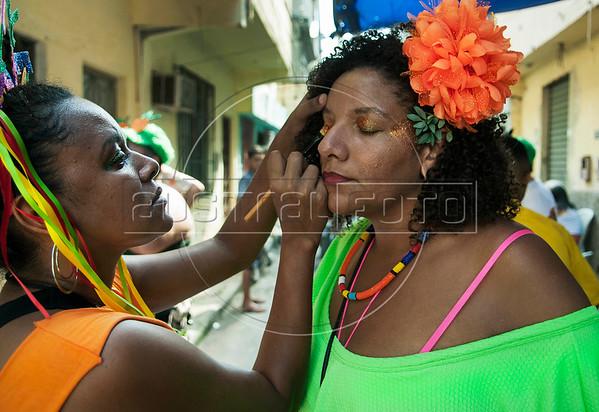 "Carnaval ""Se benze que da"""