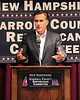 Mitt Romney, former governor of Massachusetts, and 2008 Republican Presidential candidate, was the keynote speaker at the Carroll County Republican Committee Lincoln Day Dinner, held at the Attitash Grand Summit Hotel, on March 5th, 2011.