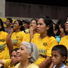 CEBU CITY. Some of the supporters of Romy Villarante. (JAC)