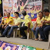 Local Liberal Party (LP) campaign at San Roque, Talisay City, Cebu.