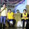 Sen. Loren Legarda sent her son, Lean, to campaign for her during the Liberal Party rally in Talisay City on Feb. 19, 2013 (Photo by Daryl D. Anunciado)