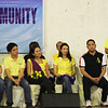 Cebu gubernatorial bet Hilario Davide III during the Liberal Party rally in Talisay City on Feb. 19, 2013 (Photo by Daryl D. Anunciado)