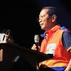 UNA proclamation rally. Vice President Jejomar Binay. (Photo by Daryl D. Anunciado of Sunnex)