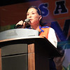 UNA proclamation rally. Senatorial candidate Tingting Cojuanco. (Photo by Daryl D. Anunciado of Sunnex)