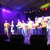 Members of the Philippine Azkals join the 2013 Rock the Vote concert at Fuente-Osmena Circle, Cebu City on May 9. (Photo by Jonathan Vincent C. Tan)