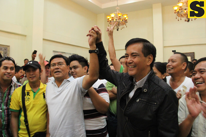 Edgar Labella proclaimed as Cebu City vice mayor