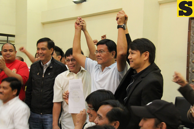 Edgar Labella proclaimed as winner