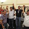 Team Rama members proclaimed as winners