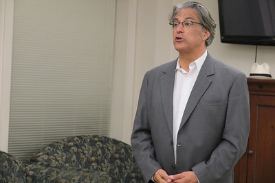 Ross Mirkarimi - Sheriff of San Francisco, speaking about his current situation and also answering questions from the public.