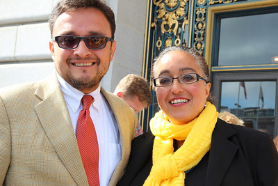 David Campos, District 9 Supervisor  Christina Olague, District 5 Supervisor