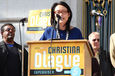 Jane Kim, District 6 Supervisor.