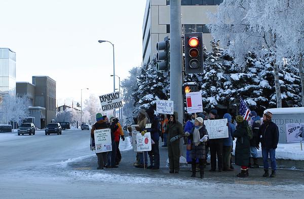 Citizens United Protest