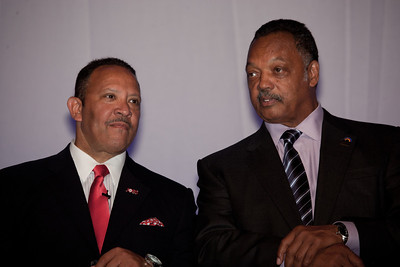 Marc Haydel Morial is an American political and civic leader and the current president of the National Urban League. Morial served as mayor of New Orleans, Louisiana from 1994 to 2002.  Rev. Jesse Jackson
