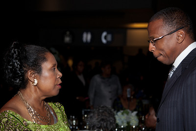Rep. Sheila Jackson-Lee (D - TX) Maurice Foster, Executive Director National Association of Black Journalists (NABJ)