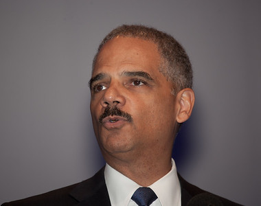 Attorney General of the US Eric Holder