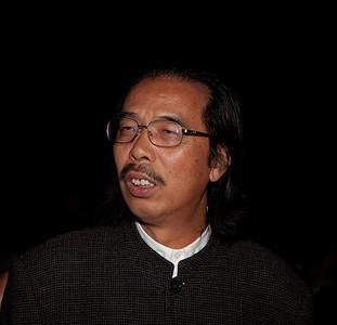 Chinese sculpture master Lei Yixin