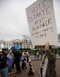 Climate change demonstration