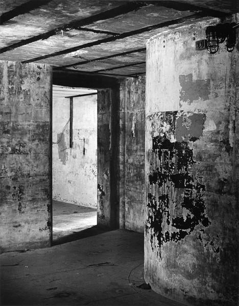 Bunker to Plotting Room