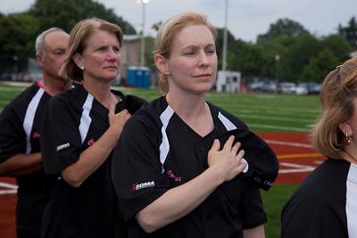 Captain -Sen. Kirsten Gillibrand (D-NY)
